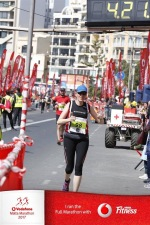 Surviving a poorly paced full marathon in 2016